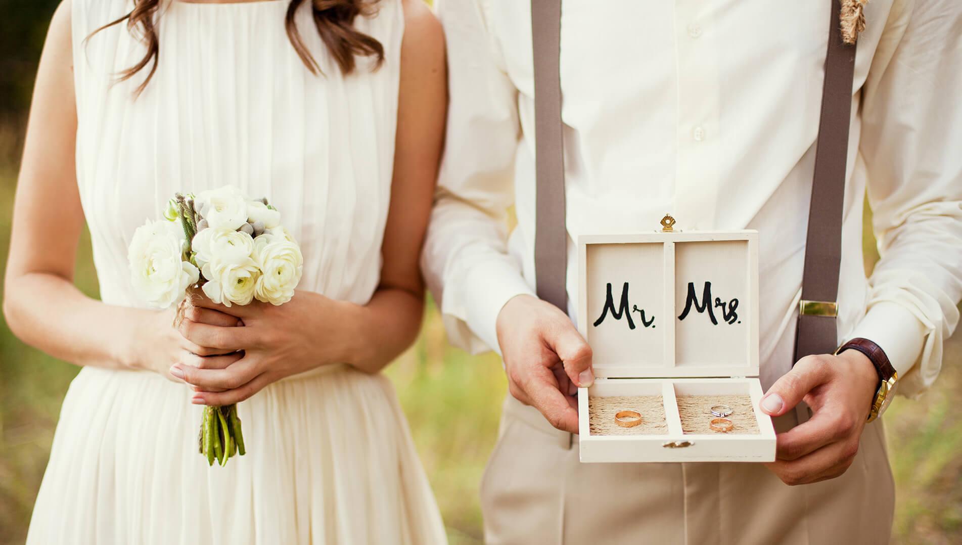 Man&Woman Rings